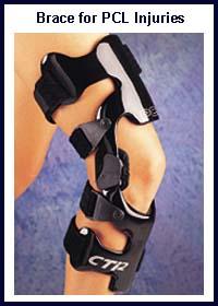 Posterior Cruciate Ligament - PCL - Brace